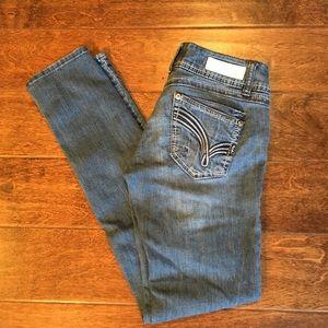 EUC Jolt Skinny Jeans in Medium Wash, 3